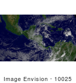 #10025 Picture Of Tropical Depression Beta