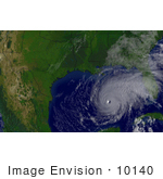 #10140 Picture Of Hurricane Rita