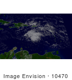 #10470 Picture Of Tropical Depression Six