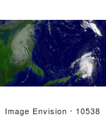 #10538 Picture Of Tropical Storm Jeanne Tropical Depression Ivan