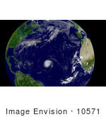 #10571 Picture Of Tropical Depressions Henri And 14 Hurricanes Fabian And Isabel