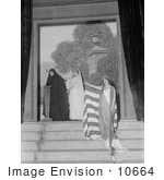 #10664 Picture Of Ethel Barrymore In A Play