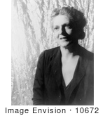 #10672 Picture Of Ethel Barrymore