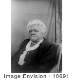 #10691 Picture of Mary Jane McLeod Bethune by JVPD