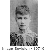 #10710 Picture Of Nellie Bly