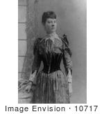 #10717 Picture Of Elizabeth Jane Cochran Nellie Bly