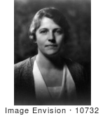 #10732 Picture Of Pearl S Buck