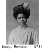 #10734 Picture Of Nannie Burroughs
