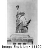 #11150 Picture Of The Liberty Enlightening The World