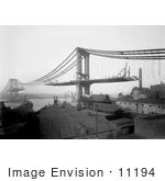 #11194 Picture Of Manhattan Bridge