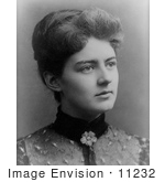 #11232 Picture Of Frances Clara Folsom Cleveland Preston