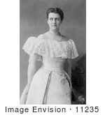 #11235 Picture Of Frances F Cleveland