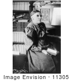 #11305 Picture of Frances Jane Crosby by JVPD