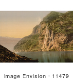 #11479 Picture Of Norway'S Seven Sisters Waterfall