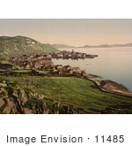 #11485 Picture Of Hammerfest Norway Coastline