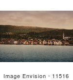 #11516 Picture Of Waterfront Buildings Molde Norway