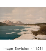 #11581 Picture Of Isefiorden Spitzbergen Norway