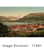 #11591 Picture Of Tromso Norway