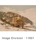 #11601 Picture Of Danskoen Spitzbergen Norway