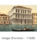 #11626 Picture Of Pesaro Palace Venice Italy