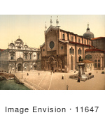 #11647 Picture Of St John And St Paul Church