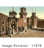 #11678 Picture Of Arsenal Venice Italy