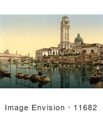 #11682 Picture Of St Peter'S Church Venice Italy