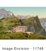 #11748 Picture Of Hotel Trubsee In Switzerland