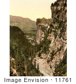 #11761 Picture Of Upper Engadine Viamala Grisons Switzerland