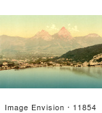 #11854 Picture Of Mythen And The Brunnen Resort Switzerland