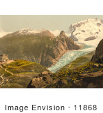 #11868 Picture Of Hotel Schwarzsee With A View Of Monte Rosa