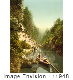 #11948 Picture Of People In A Boat Edmunds Klamm