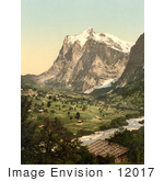 #12017 Picture Of Grindelwald Switzerland