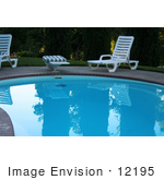 #12195 Picture Of A Swimming Pool
