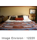 #12220 Picture of a Bedroom Interior by Jamie Voetsch