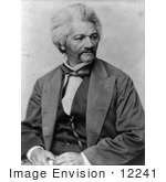#12241 Picture of Frederick Douglass by JVPD