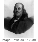 #12289 Picture Of Ben Franklin