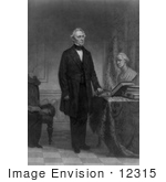 #12315 Picture Of Edward Everett
