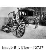 #12727 Picture Of A Horse Drawn Carriage