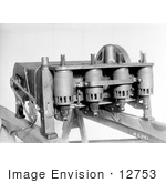 #12753 Picture Of The Wright Brother'S Motor