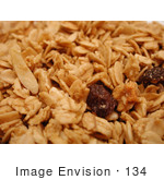 #134 Stock Image of Granola by Jamie Voetsch