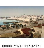#13435 Picture Of Sousse Tunisia On The Gulf Of Hammamet