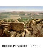 #13450 Picture Of Tombs At Carthage And Goletta Tunisia