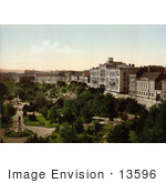 #13596 Picture Of The University Of Belgrade Serbia