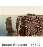 #13627 Picture Of The Hengst North Point Helgoland Germany
