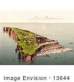 #13644 Picture of Helgoland (Heligoland), Germany by JVPD