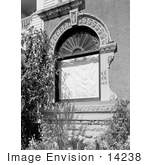 #14238 Picture Of The Window At The Jeremiah Nunan Or Catalogue House Jacksonville Oregon