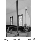 #14266 Picture Of The Methodist Episcopal Church Interior Jacksonville Oregon