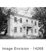 #14268 Picture Of The William Bybee House Jacksonville Oregon