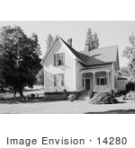 #14280 Picture Of The The Beekman House In Jacksonville Oregon